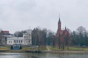 Друскининкай и парк Анастаса Чеснулиса