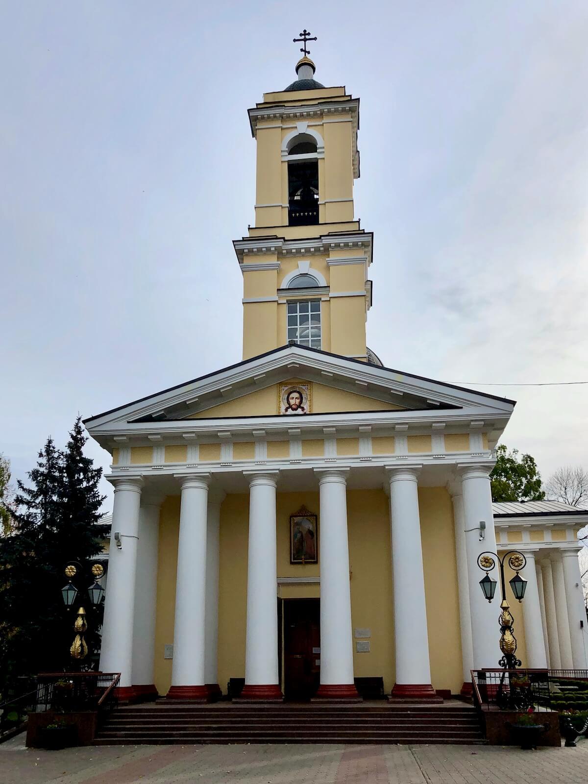 Петропавловский собор в Гомеле